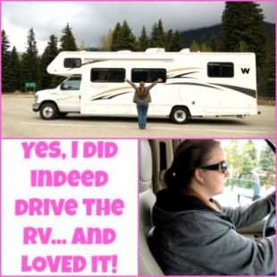 Gigamom Driving RV
