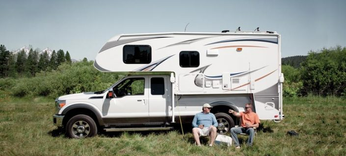 RV Camping Outside The Lines