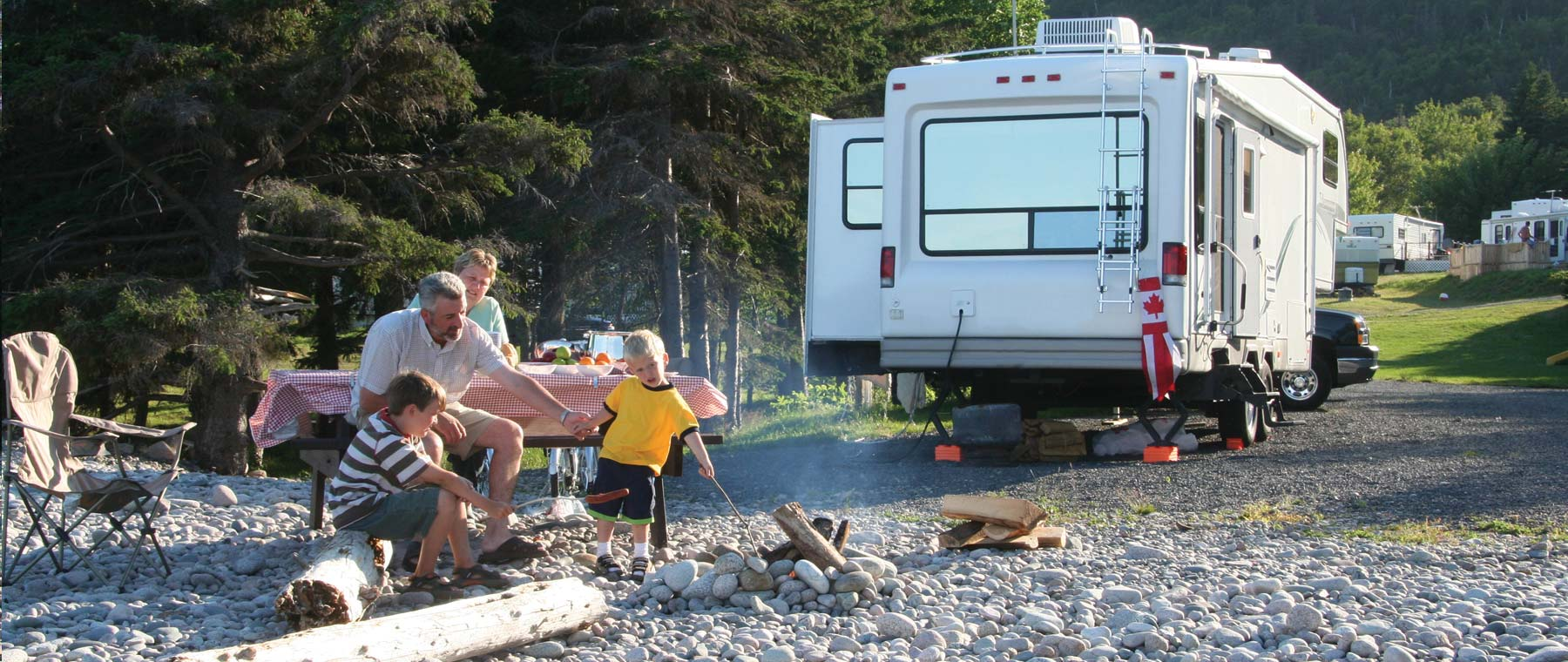 RV Parks and RV Campgrounds  Go RVing Canada