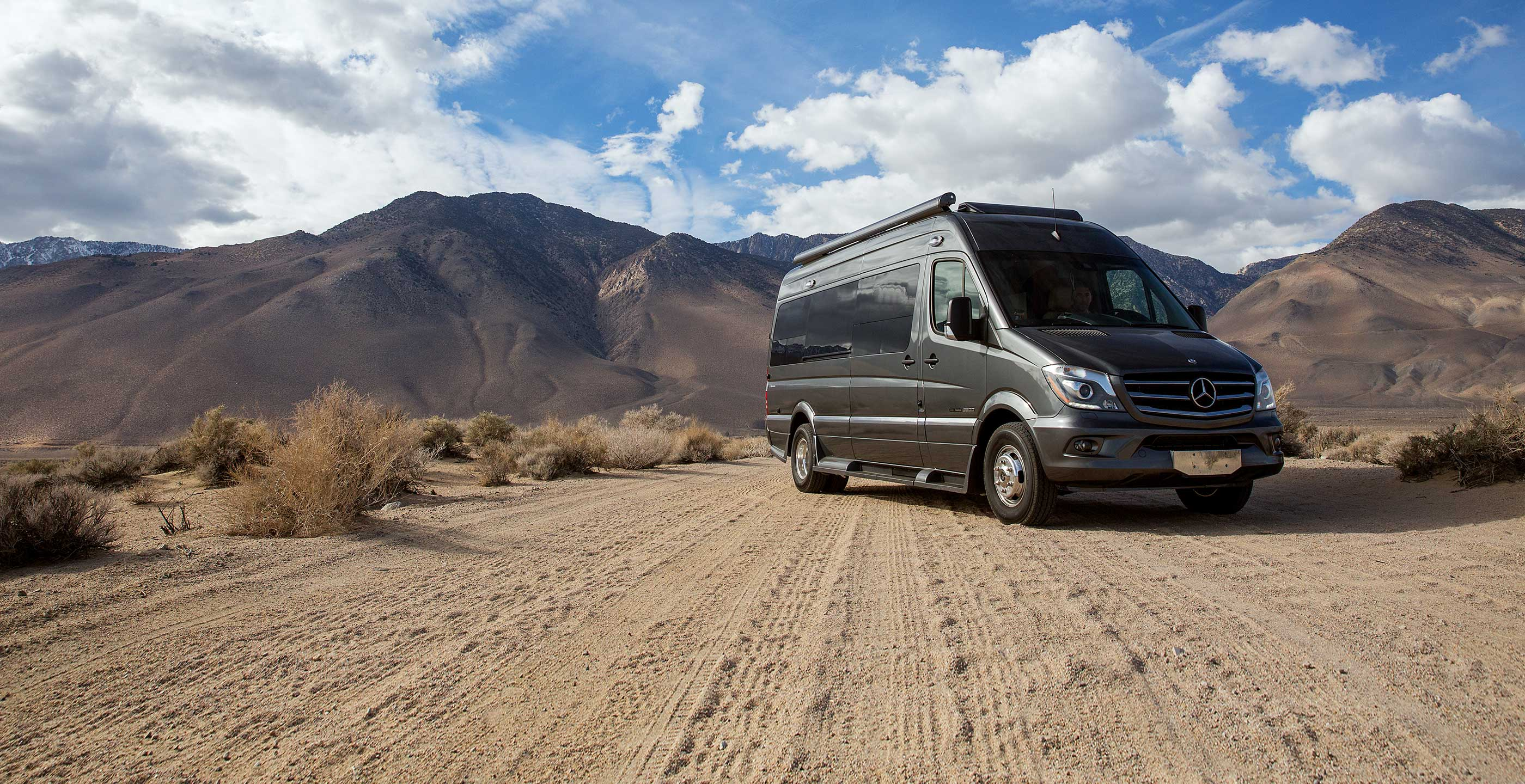 2b0cbd8405bb Class B Motorhome - Camper Vans