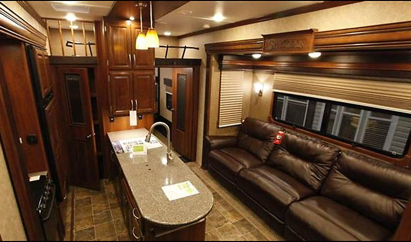 Highlights from Toronto International RV Show