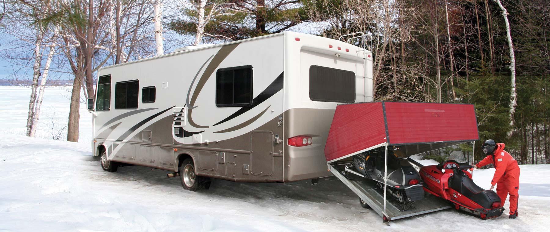 Winter RV Checklist - GoRVing Canada