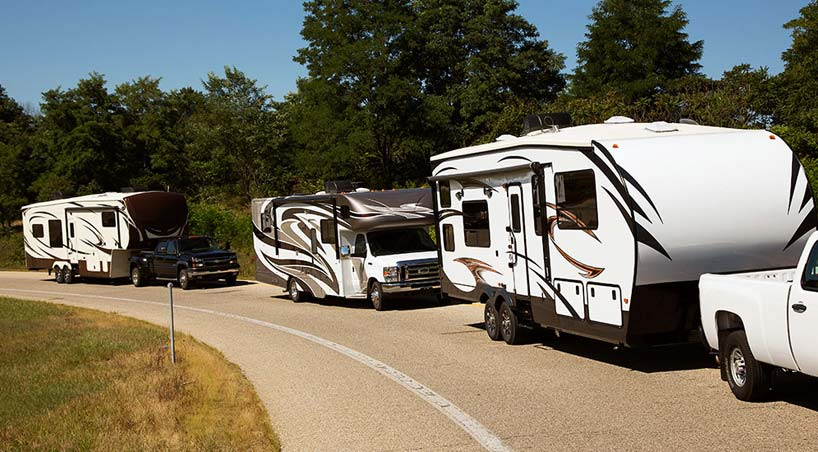 Top 10 RV Driving Tips