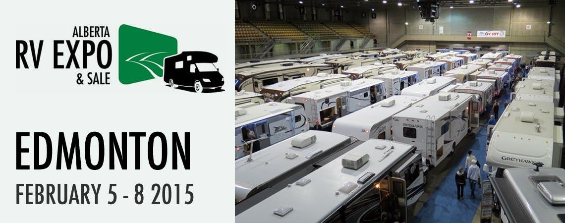35th Edmonton RV Exposition