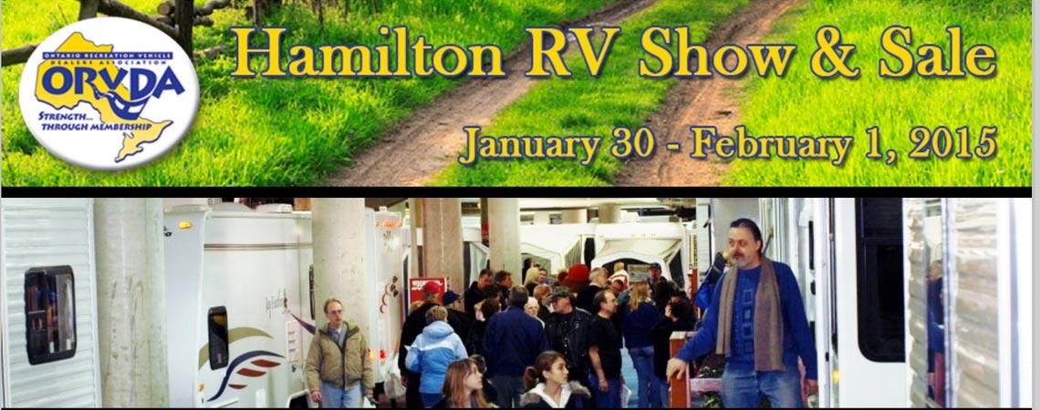 Hamilton RV Show & Sale