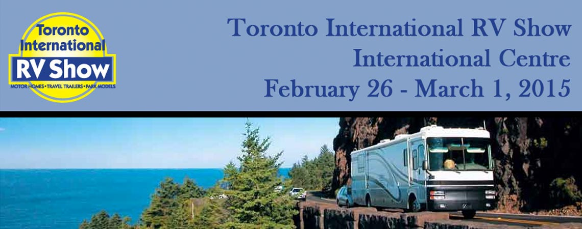 Toronto International RV Show