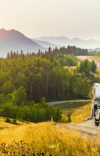 RV road trip