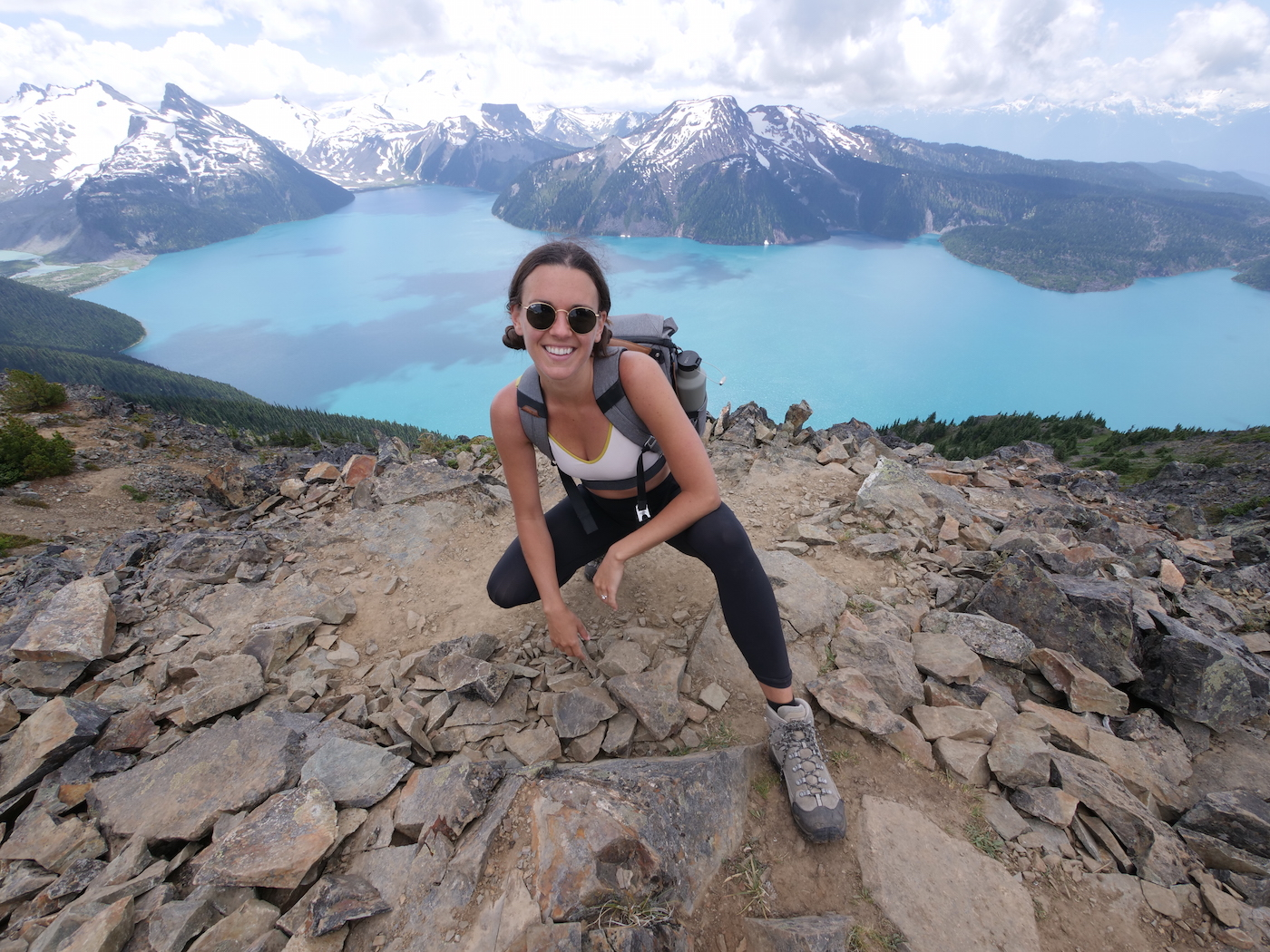 Top 5 Hikes Between Squamish And Whistler Gorving Canada