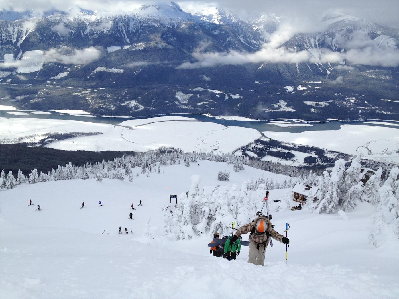Powder Highway Adventure - GoRVing Canada