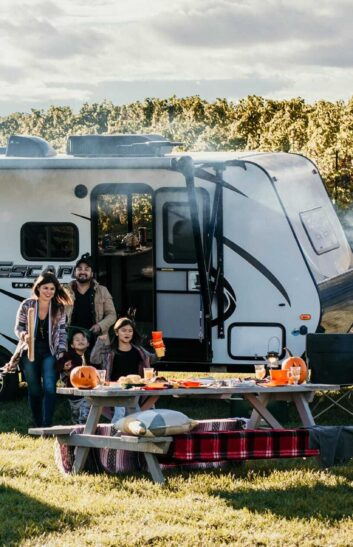 rv and family
