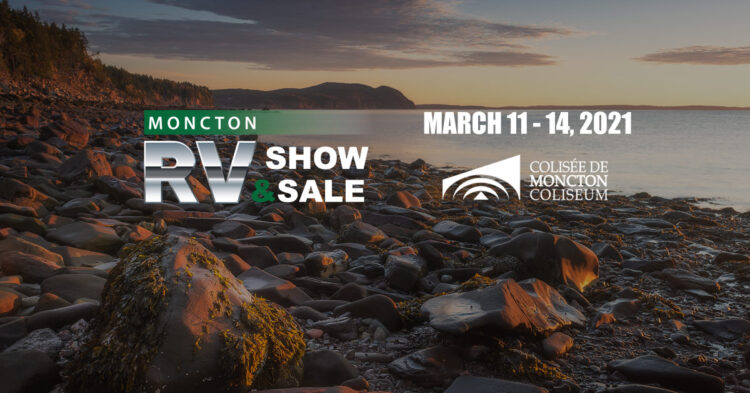 moncton rv show and sale