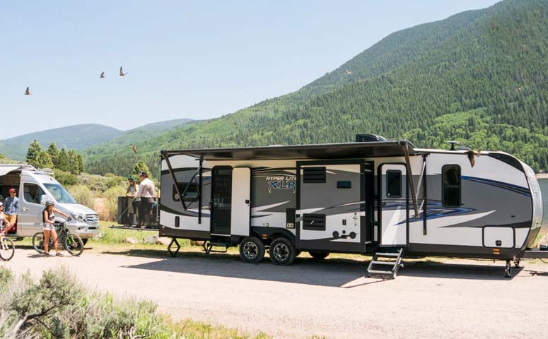A Quick Guide to Choosing Your RV